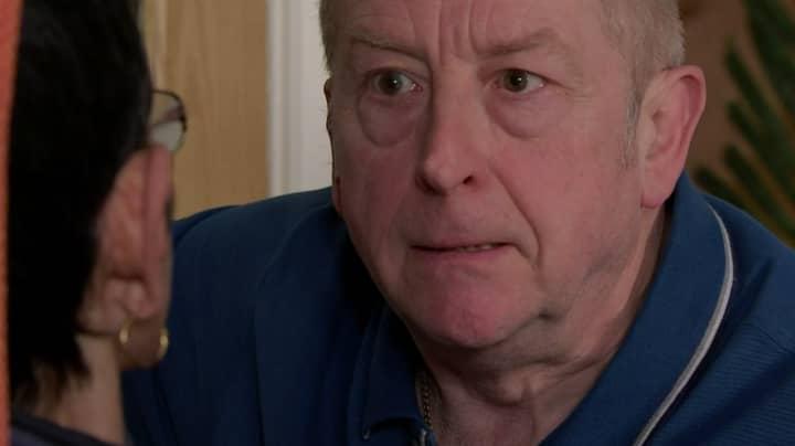 'Coronation Street' Boss Defends Yasmeen And Geoff Abuse Scenes