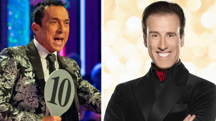 Strictly Come Dancing: Anton Du Beke Replaces Bruno Tonioli On Judging Panel