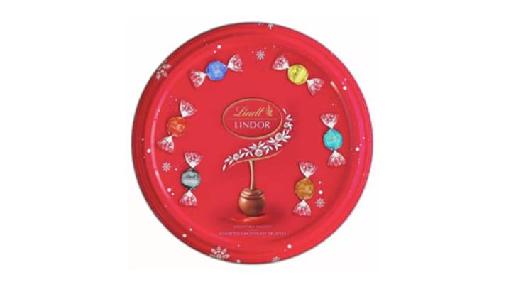 People Are Absolutely Raging With The New Lindt Sharing Tins