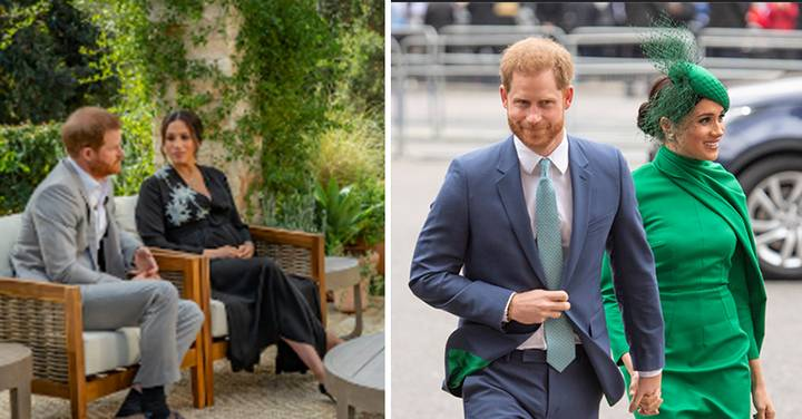 Harry And Meghan Oprah Interview: Prince Claims Royal Family 'Cut Him Off'