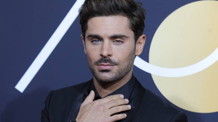 Zac Efron Has Dyed His Hair Platinum Blonde And It's His Strongest Look Yet