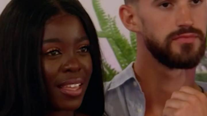 Love Island: People Can't Get Over Kaz Kamwi's Subtle Gesture To Tyler Cruikshank At Recoupling