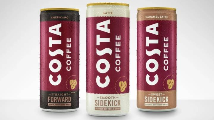 Costa Coffee In A Can Is Launching Just In Time For Summer