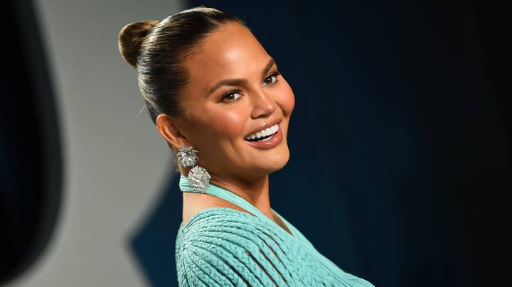 Chrissy Teigen Is Planting A Tribute Tree With Late Son Jack's Ashes In Soil