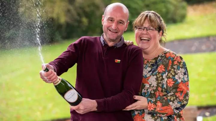 Woman Wins £1million On EuroMillions Minutes After Getting All Clear From Breast Cancer