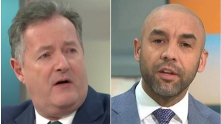 Good Morning Britain: Alex Beresford Targeted By 'Relentless Racism' Since Replacing Piers Morgan