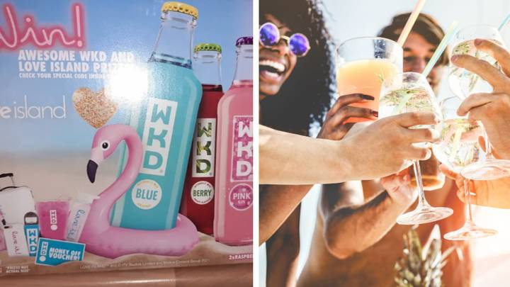You Can Now Buy A Love Island WKD Box For You And Your Besties