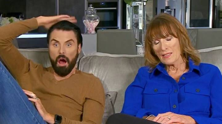 'Celebrity Gogglebox' Fans In Shock As Rylan's Mum Reveals His Real Name