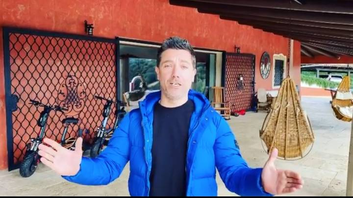 People Are Losing It Over Gino D'Acampo's Pronunciation Of TikTok