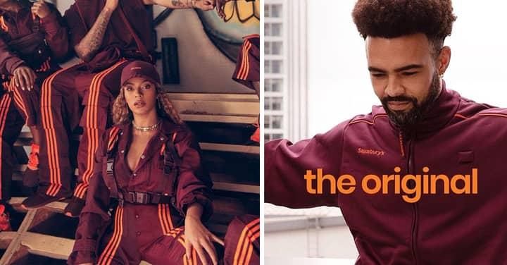 Sainsbury's Compared Beyoncé's New Ivy Park Range To Its Uniform