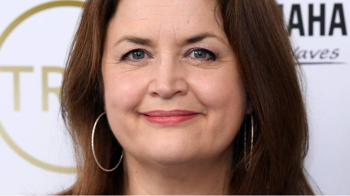Bookies Slash Odds On Ruth Jones Being Surprise I'm A Celebrity Guest