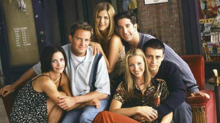 First Look At New Design For Monica's Apartment As Friends Reunion Finally Starts Filming