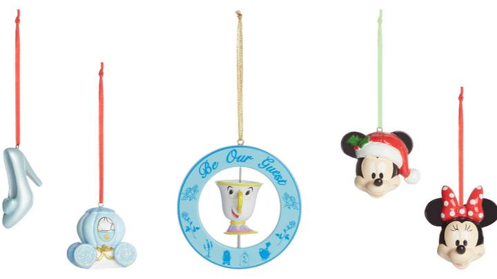 Primark Has Revealed Its Full Disney Bauble Collection - And We Need Them All