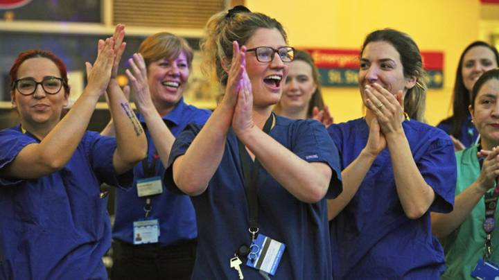 NHS Staff Are Being Offered Free Holidays In New Campaign To #TreatOurNHS