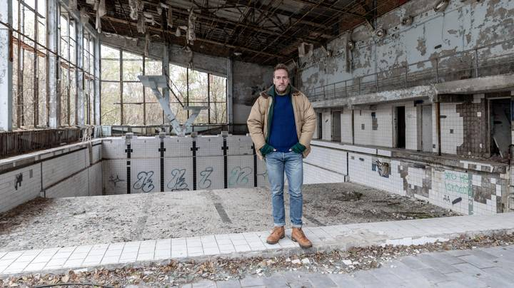 Channel 5 Release Trailer For New Documentary, Inside Chernobyl With Ben Fogle