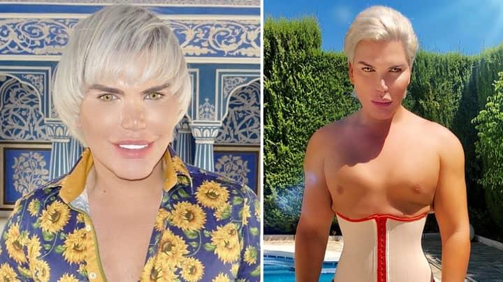 Human Ken Doll Rodrigo Alves Set To Enter Celebrity Big Brother House
