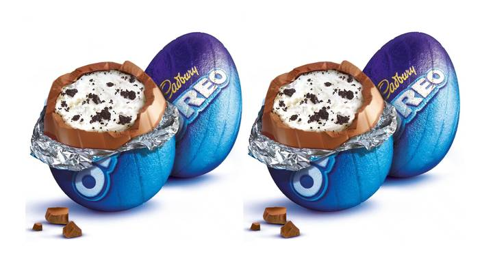 Cadbury Oreo Creme Eggs Are Coming To The UK And They're Full Of Creamy Goodness
