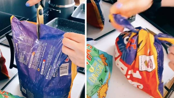 People Are Losing It Over This Woman's Clever Freezer Food Hack