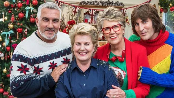 BREAKING Channel 4 Announce Two Great British Bake Off Christmas Specials