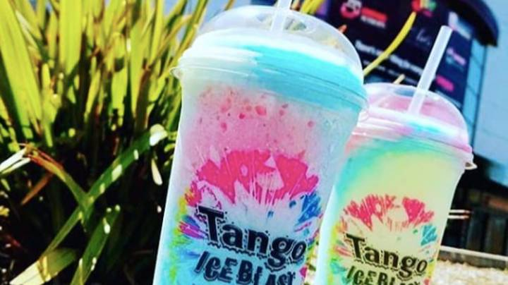 Man Shows How To Make Tango Ice Blasts At Home