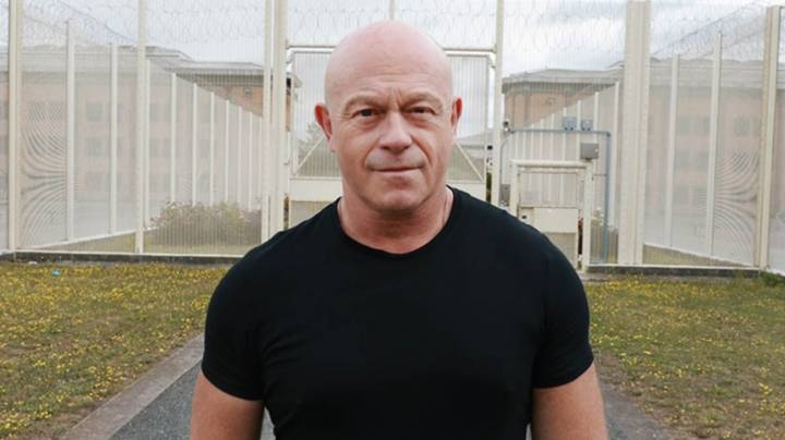 Ross Kemp Heads Inside Britain's Most Notorious Prison Nicknamed 'HMP Hellmarsh'