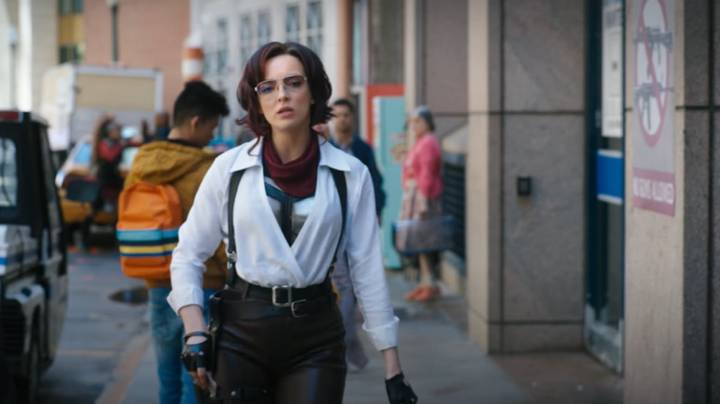Jodie Comer Looks Unrecognisable In Trailer For Ryan Reynolds' New Movie Free Guy