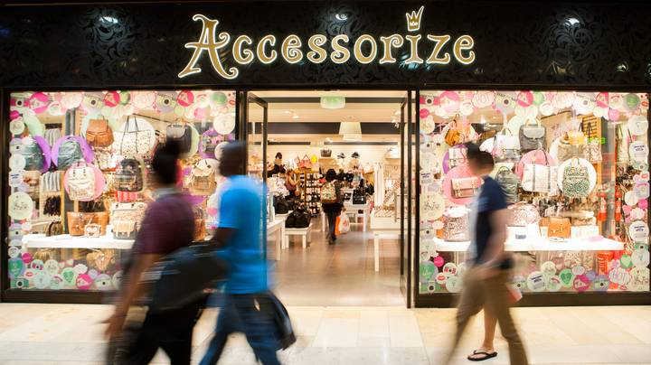A Love Letter To Accessorize As It Goes Into Administration