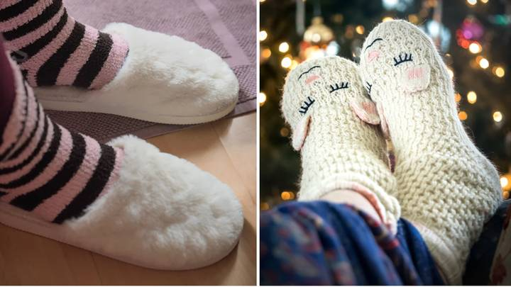 This Company Will Pay You £4,000 A Year To Wear Slippers For A Living