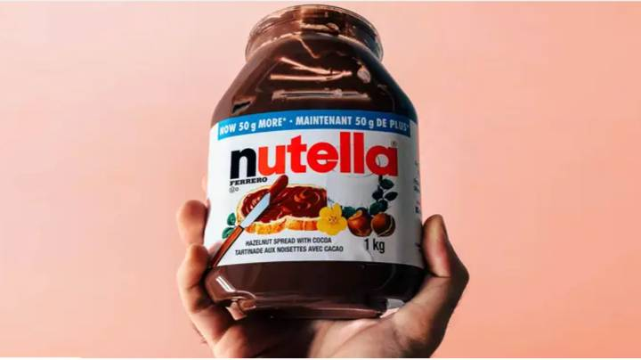 You Can Now Buy Nutella-Filled Krispy Kreme Doughnuts