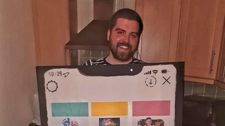 Man Wins Halloween With His Rebekah Vardy Instagram Account Costume