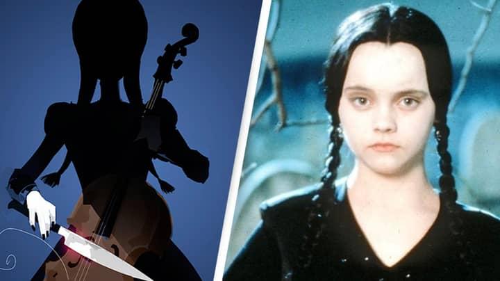 Netflix Announces New Tim Burton Series Based On Wednesday Addams