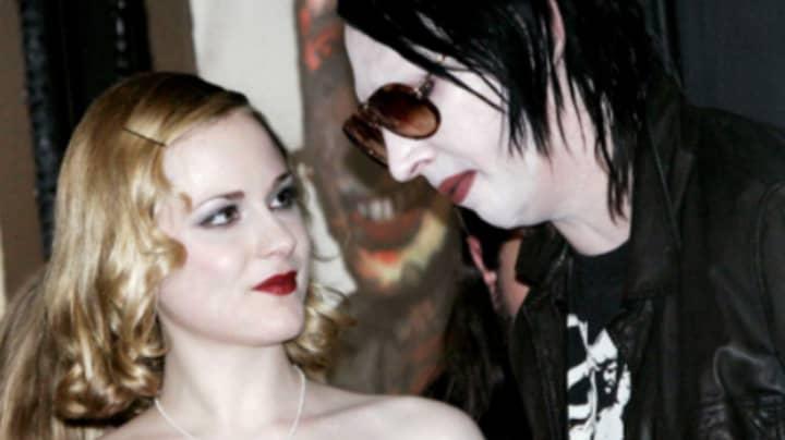Evan Rachel Wood accuses Marilyn Manson of grooming and abuse