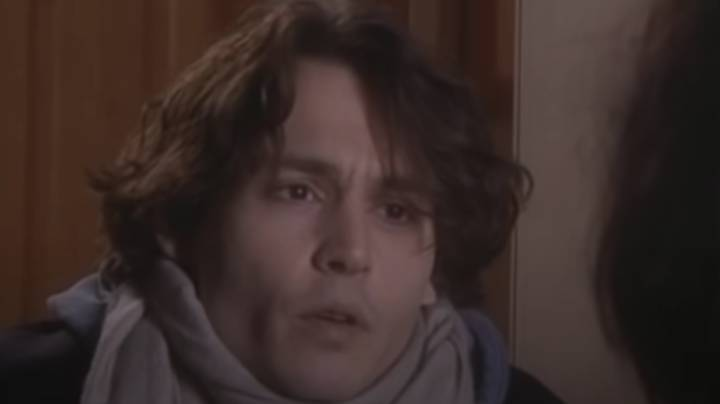 People Are Only Just Realising Johnny Depp Was In The Vicar Of Dibley