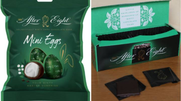 You Can Now Buy After Eight Mini Eggs In Time For Easter