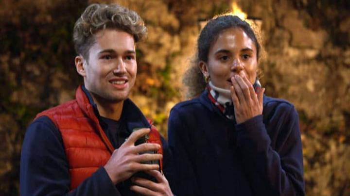 I'm A Celebrity Viewers Accuse AJ Pritchard Of Lying About Jessica Plummer Being 'Petrified' After Trial