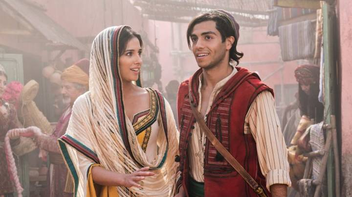 Princess Jasmine Takes Charge Of Her Love Story In 'Aladdin' And Fans Are Loving It