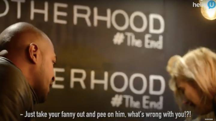 Noel Clarke Tells Jahannah James To 'Get Her F*nny Out' In Shocking Unearthed Footage