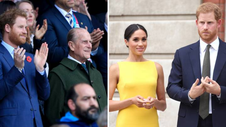 Prince Harry And Meghan Markle Release Statement Following Death Of Prince Philip