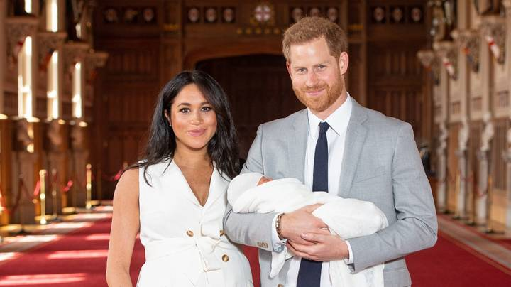Prince Harry and Meghan Markle Have Revealed Their Baby's Name