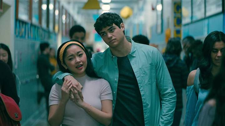 Noah Centineo And Lana Condor Tease To All The Boys I Ve Loved Before 3 With Virtual Script Reading Tyla