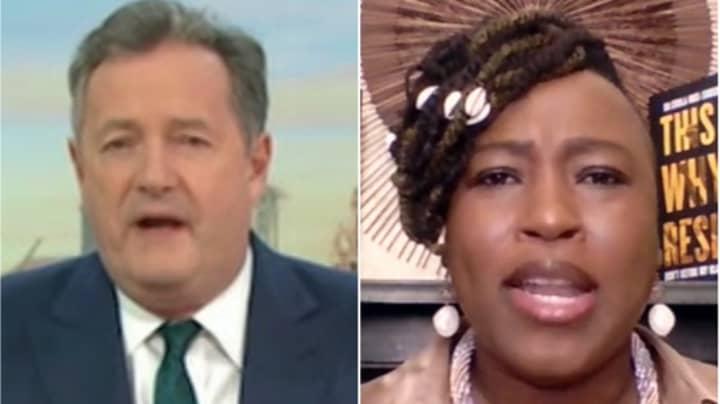 Good Morning Britain: Author Dr Shola Mos-Shogbamimu Is Praised For Taking Down Piers Morgan