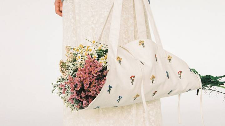 People Are Kicking Off Over Zara's £20 'Flower Bag'