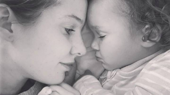 Helen Flanagan Defends Not Having Potty-Trained Two-Year-Old Daughter