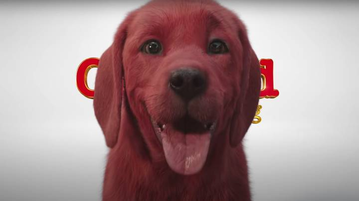 People Are Disappointed By New Trailer For Live Action Clifford The Big Red Dog