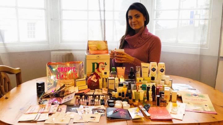 Woman Reveals How She Got £900 Worth of Freebies Including Benefit Makeup