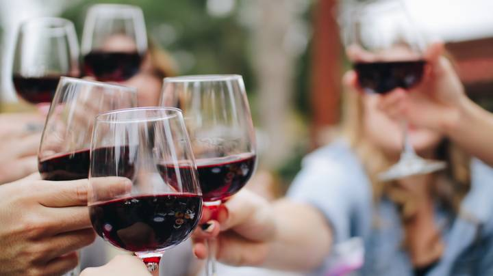 Wine Experts Say You Should Chill Red Wine This Summer