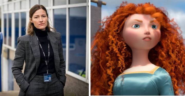 People Are Only Just Discovering Kelly MacDonald Was The Voice Of Merida In Brave