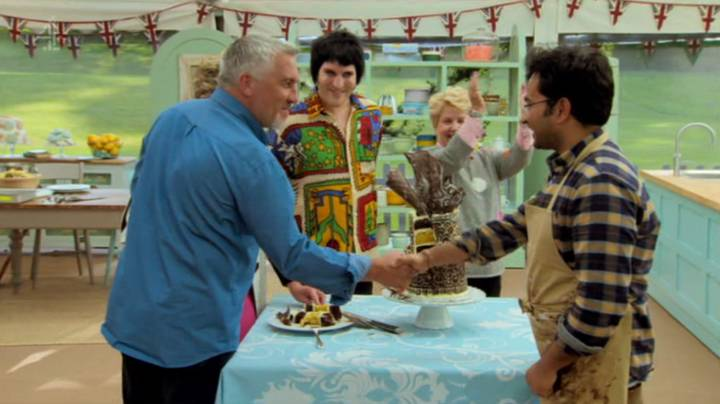 GBBO's Paul Hollywood Says His Famous 'Hollywood Handshakes' Are About To Stop