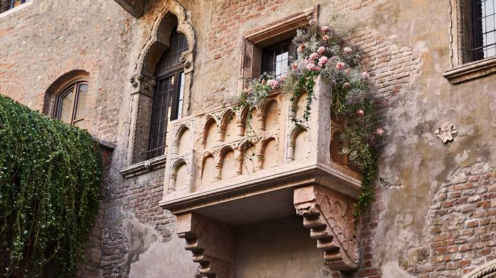 You Can Now Stay In 'Juliet's Home' Thanks To Airbnb