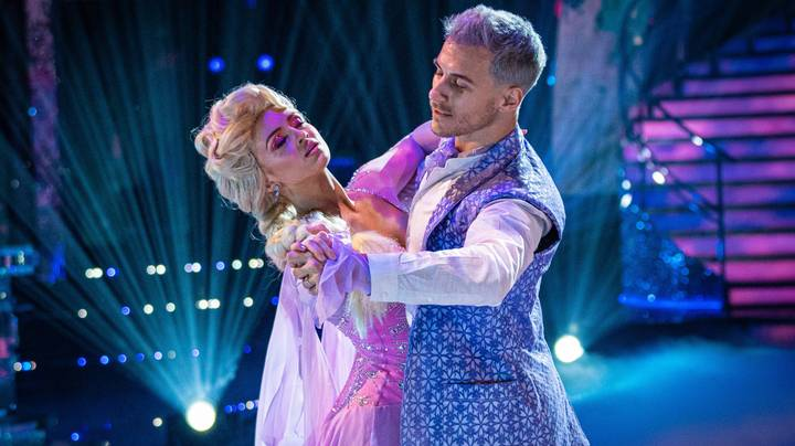 Strictly Come Dancing Fans Baffled By Maisie Smith's Elsa Costume Mistake